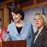 Jeanne Shaheen, Dianne Feinstein, Patty Murray