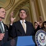 Joe Manchin, Tom Carper
