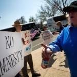 House Republicans Argue Over Immigration Response