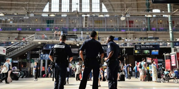 Europe Will Increase Security Checks on Trains, French Government Says