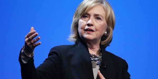 Hillary slams Republicans on guns, abortion after Planned Parenthood attack