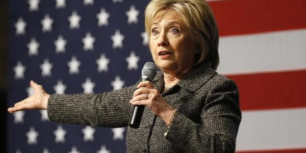 Here's one reason the Clinton campaign might not be panicking (too much)
