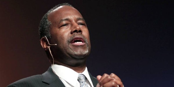 Carson: 'I'm getting a lot of pressure to stay in the race'