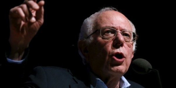 Defiant Sanders tells supporters: 'You can beat the establishment'