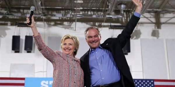 RNC slams Clinton-Kaine ticket as 'failed Democrat status quo'
