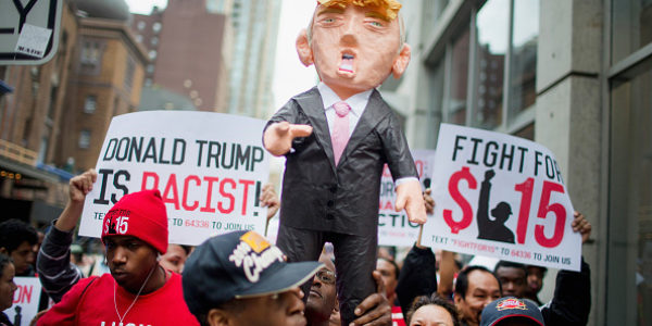 Donald Trump planning meeting with black and Latino activists