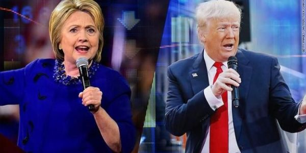 Monday's presidential debate could be moment of truth for stocks