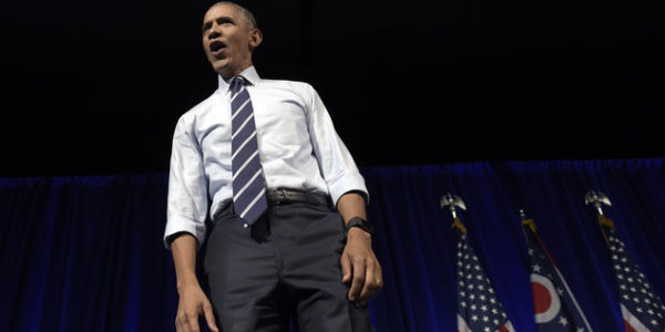 For Republicans Abandoning Donald Trump, Obama Has a Message: 'Too Late'