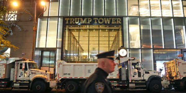 Taxpayers pay legal bill to protect Trump business profits