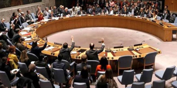 Security Council to vote on Syria gas attacks probe