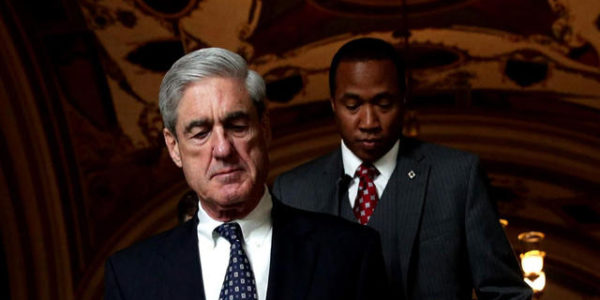"""Trump's lawyer says president """"very eager"""" to talk to Mueller"""